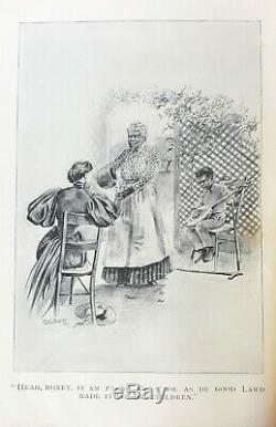 1898 Slavery WHITE OR BLACK, A MAN Civil War CONFEDERATE SOUTH African American