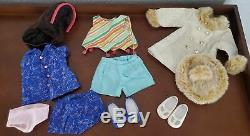 18 Inch Melody Beforever American Girl Doll with Accessories, Box, and Book