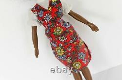1960's Vintage Rare Sindy Doll Gayle Black African American Htf