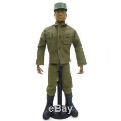 1964 GI Joe BLACK SOLDIER by HASBRO African American