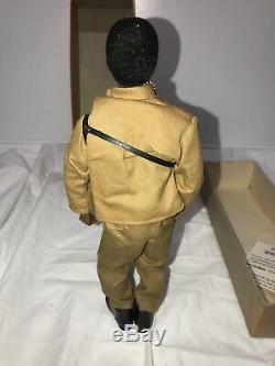 1970 Gi Joe At Adventure Team Black African American Adventurer #7404 Hasbro