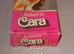 1975 BALLERINA CARA Doll MIB AA Black Doll