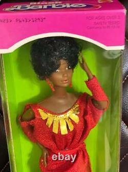 1979 Black Barbie NRFB She's Beautiful Box in great condition