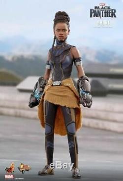 1/6 scale toy Black Panther Shuri African American Female Base Body withSuit