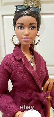 2019 Barbie Styled By Chriselle LIM Black Label Aa Doll Beautifull