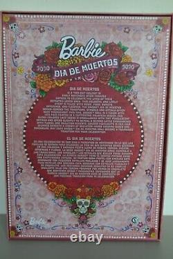 2020 Signature Black Label DIA DE MUERTOS #2 Barbie BRAND NEW RELEASE