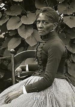 AFRICAN AMERICAN Portrait 16x20 BLACK HISTORY MONTH from original glass negative