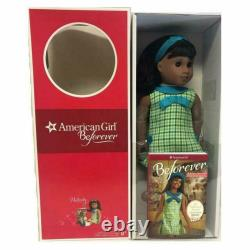 American Girl 18 MELODY Doll with Book NEW IN BOX never opened