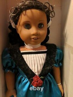 American Girl 18 inch African American Cecile Doll NRFB