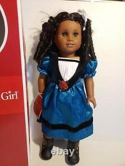 American Girl Cecile Rey African-American Doll