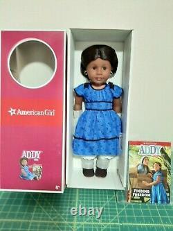 American Girl Doll Addy Stunning In Blue 2020 Bnib 18