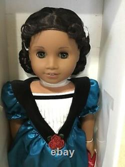 American Girl Doll Retired Cecile With Accessories BRAND NEW Perfect 4 Gift