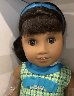 American Girl Melody Doll + Extra Outfit Beforever Historical African-American