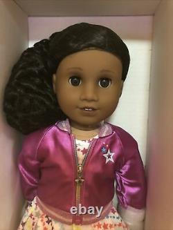 American Girl Truly Me #67 Dark Skin Curly Hair Sonali Mold NIB NRFB NEW