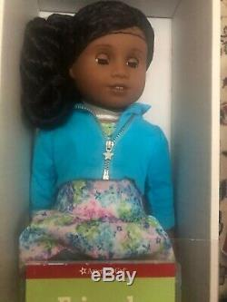 American Gorl Doll Truly Me 67 New In Box With Outfit And Book BEAUTIFUL