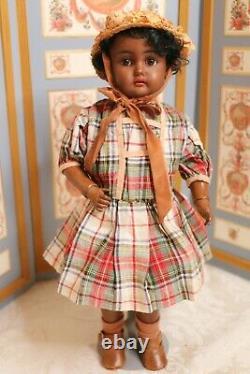 Antique Kammer & Reinhardt 192 German Bisque Doll, 13 IN, Antique German Doll