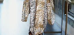 Ashro Ethnic African American Gaia Caftan Dress or Head Wrap S M L XL 1X 2X 3X