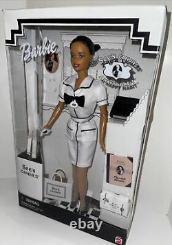 Barbie Dolls Sees Candy Beautiful African American Black Barbie Doll NIP