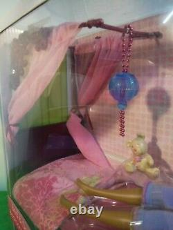 Barbie My Bed & Doll Bedroom Gift Set New