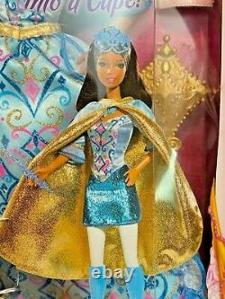 Barbie and the Three Musketeers RENEE Doll 2009 AFRICAN AMERICAN BLACK NEW NRFB