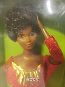 Black Barbie Doll 1979 Mattel 1293 Nrfb