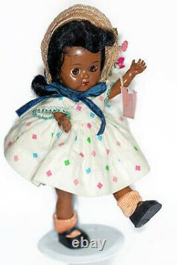 Extremely Rare Vintage Black African American Cosmopolitan Ginger Doll