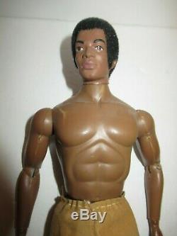 Hasbro Gi Joe Black African American Adventure Team Figure