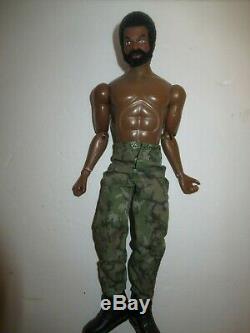 Hasbro Gi Joe Black African American Adventure Team Figure #2