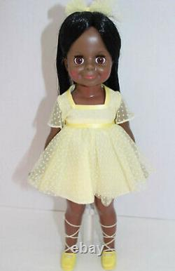 Ideal Crissy Family Black doll with 4 outfits 1 aftermarket 1 Canadian