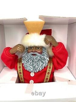 Jingle Bell Rock Black African American Santa Edition 1999