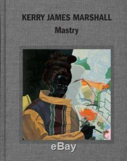 KERRY JAMES MARSHALL MASTRY ART BOOK BLACK AFRICAN AMERICAN PRINT mark bradford