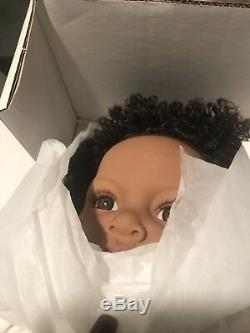 Lee Middleton Doll Jamaica Children Of The World African American Black AA NIB
