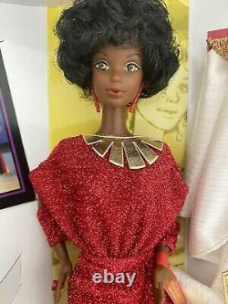 My Favorite Barbie 1980 Black Barbie Reproduction with Fashions + Accessories