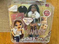 NEW Bratz Forever Diamondz Sasha AFRICAN AMERICAN BLACK NRFB NIB RARE