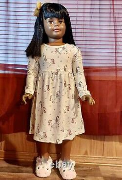 Patti Playpal 35 AA Ideal 1981 Vintage Doll African American Rare Black Hair