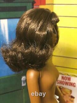 REPRO BLACK AA FRANCIE Barbie Cousin T NT REPRODUCTION HTF D-BOXED Minty