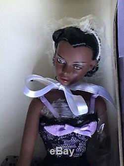 Rare Sugared Plum Vivette 2007 Black Hair African American DAE-7006-D