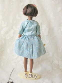 Rare Vintage 1965 IDEAL Black African American Tammy Doll Grown Up