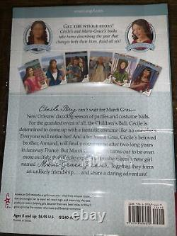 Retired & Rare American Girl Cecile in Box-Never Been Removed From Box