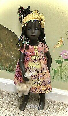 SASHA Doll Cora Rare African American Black