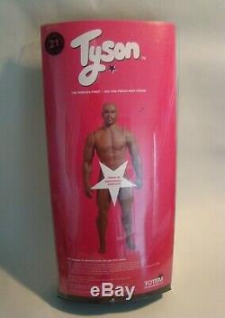 Tyson Billy Gay Speedo Beach Doll Pal Mint Totem Black Jockstrap Towel Boxed