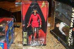Uhura Barbie Star Trek Original Series Black Label -50th Anniversary NRFB