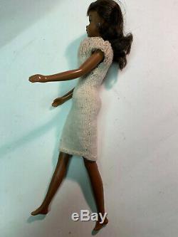 Vintage 1966 1st edition BLACK FRANCIE doll Mattel