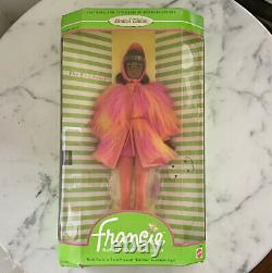 Vintage 1967 Black Francie Doll 1970 Wild Bunch Fashion Reproduction