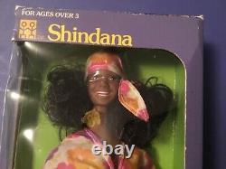 Vintage 1978 SHINDANA Black African American DISCO WANDA #2058 NRFB