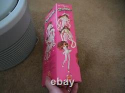 Vintage 1981 Pink & Pretty Christie Barbie 3555 NRFB NIB African American Black