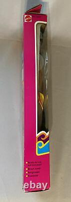 Vintage 1981 SUNSATIONAL MALIBU Black KEN (AA) California Look! Barbie 3849 NRFB