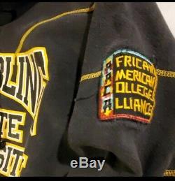 Vintage AACA Grambling State University Frankenstein Hoodie African american