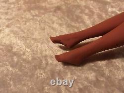 Vintage Barbie AA Nurse Julia Doll TNT 60's Japan Bendable Knees Black Barbie