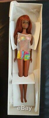 Vintage Barbie/Francie #1100 Black Francie 1966 RARE HTF